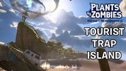 Tourist Trap Island! New Turf Map in PvZ Battle for Neighborville (Zombies Win)