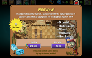 Wild West about open