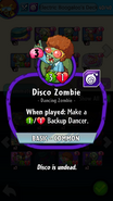 Disco Zombie Description