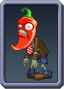 Jalapeno Zombie Almanac Icon