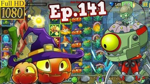 Plants vs. Zombies 2 (China) - Zombot Tomorrow-tron - Far Future Day 25 (Ep
