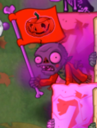 Stalled Lawn of Doom Flag Zombie