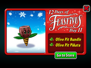 12 Days of Feastivus 2020 Day 11 Olive Pit