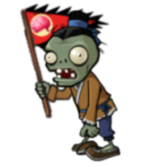 Great Wall Flag Zombie