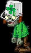 Luck O' the Buckethead Zombie HD