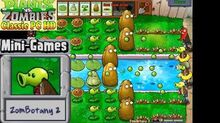 Plants vs. Zombies - ZomBotany 2 Mini-Games - Classic PC HD (Ep