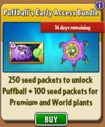 Puffball's Early Access Bundle