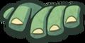 Browncoat hand