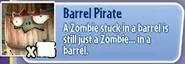 Barrle Pirate