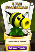 Bee shooter 1