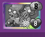 Grayed Out Octo Zombie