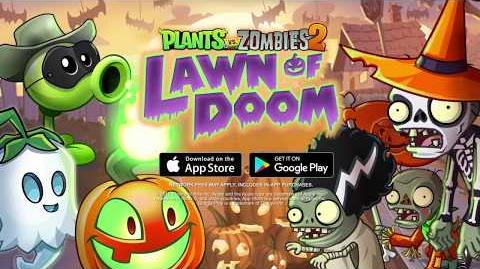 Lawn of Doom 2017 Animated Trailer - Plants vs