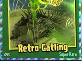 Retro Gatling