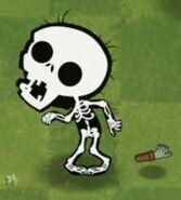 Zapped Big Brainz Zombie