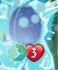 Frozen Cosmic Nut