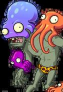Octo Zombie Almanac Texture