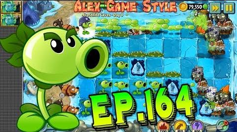 Plants vs. Zombies 2 Frostbite Caves Day 3 - Full HD 60fps (Ep