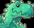 Aloesaurus Card Face