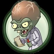 Dr Zomboss portrait