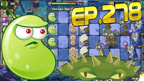 Plants vs. Zombies 2 Got a new Plant Magnet-shroom - Dark Ages Night 15 (Ep