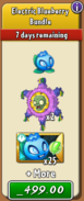 Electric Blueberry Bundle New
