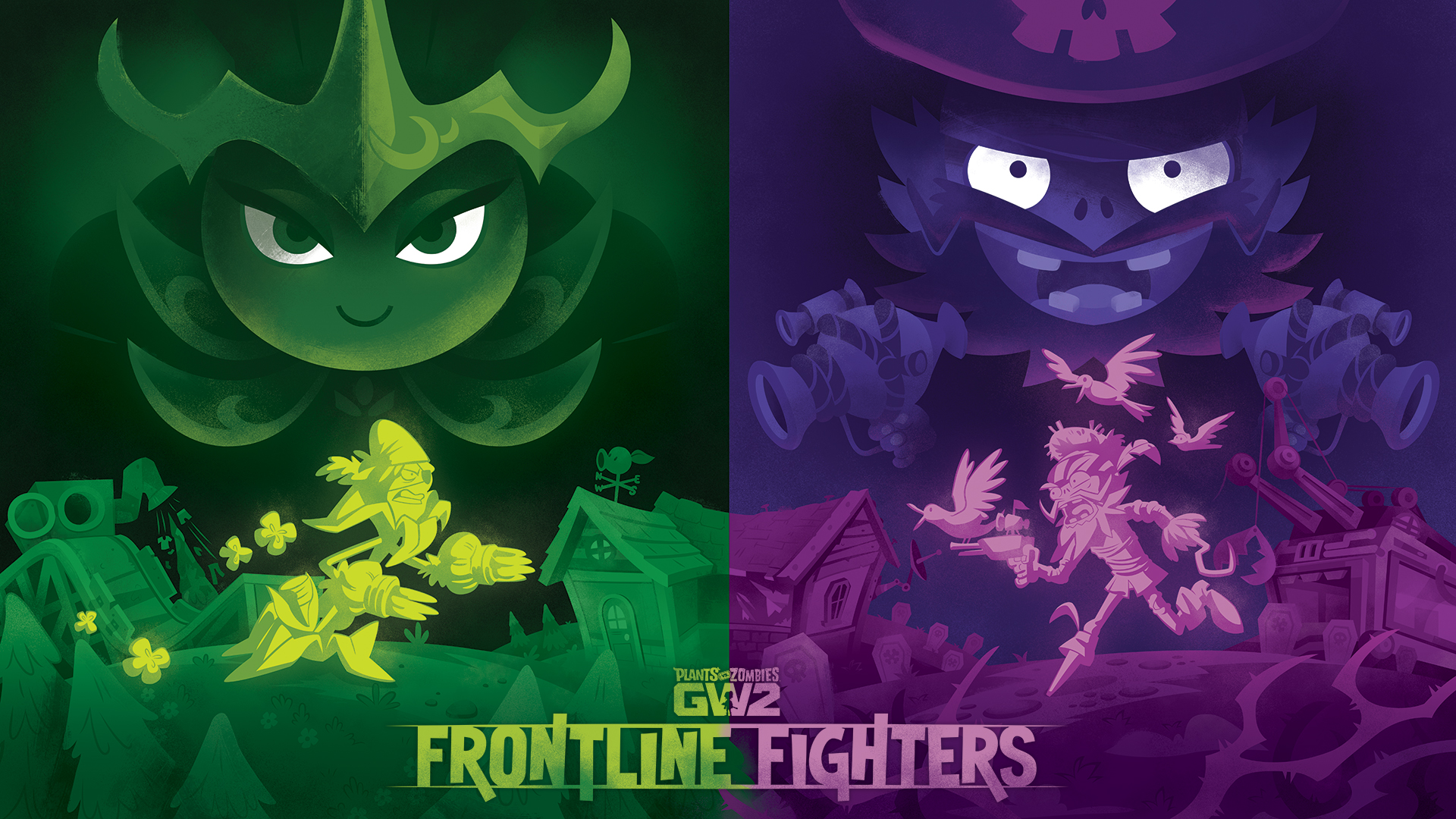 Frontline Fighters DLC
