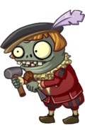 HD Sculptor Imp Zombie