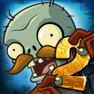 Plants vs. Zombies™ 2 It's About Time Square Icon (Versions 3.6.1)