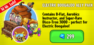 Electric Boogaloo Ally Pack Promotion