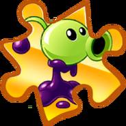 Goo Peashooter Legendary Puzzle Piece