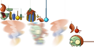 Jester's textures but they actually have the blue ball