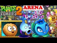 Plants vs. Zombies 2 ARENA - Murkadamia Nut's Mighty Season 2020 (Ep