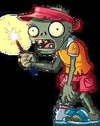 Summer Nights Zombie Almanac Icon Texture