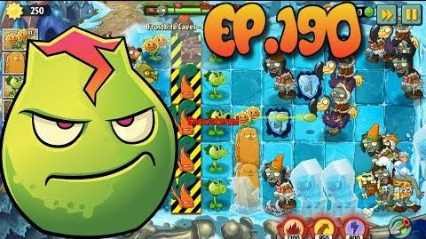 Plants vs. Zombies 2 Survive and protect Plants - Frostbite Caves Day 23 (Ep
