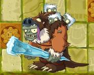 Sloth Gargantuar in Lost City