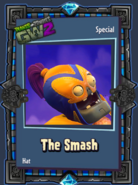 The Smash customizaiton Sticker
