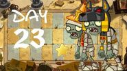 Android Beta 2 PvZ All Stars - Ancient Egypt Day 23