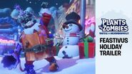 Plants vs. Zombies Battle for Neighborville – Feastivus Holiday Trailer ft