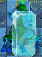 Robo-Cone ice block