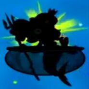 Neptuna silhouette