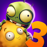 Plants vs. Zombies 3 Soft Launch Icon High Res