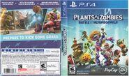 Plantsvs.ZombiesBattleforNeighborville PlayStation4 Boxart(Full)