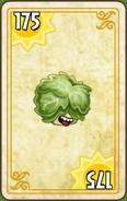 Headbutter Lettuce Endless Zone Card Level 1