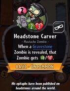 HeadstoneCarver