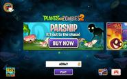 ParsnipAdTitleScreenPvZ2
