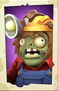 Miner Threat PvZ3 portrait