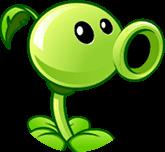 Peashooter's Round Icon
