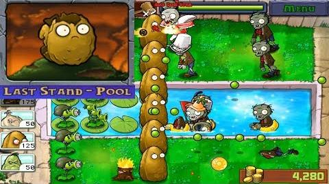 Plants vs. Zombies - Puzzle Last Stand - Pool (Android Gameplay HD) Ep