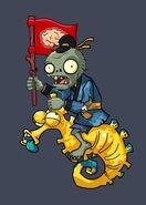 Seahorse Zombie