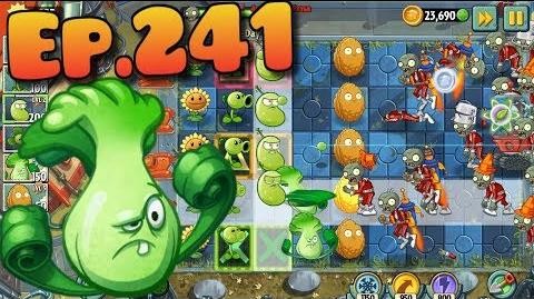 Plants vs. Zombies 2 Got a new Plant Citron - Far Future Day 6 (Ep